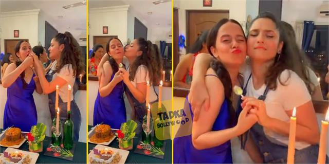 ankita lokhande celebrate her close friend natasha sharma birthday
