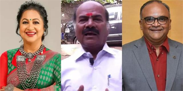 actor joker thulasi passed away for corona radhika and mohan raman pay tribute
