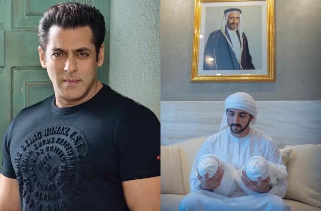 salman khan congratulates crown prince of dubai on birth of twins