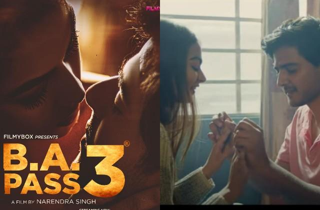ba pass 3 makers released a heartbreaking song  barbaad karoge