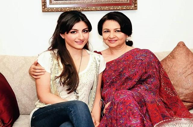soha ali khan recalls her mom sharmila tagore work on mothers day