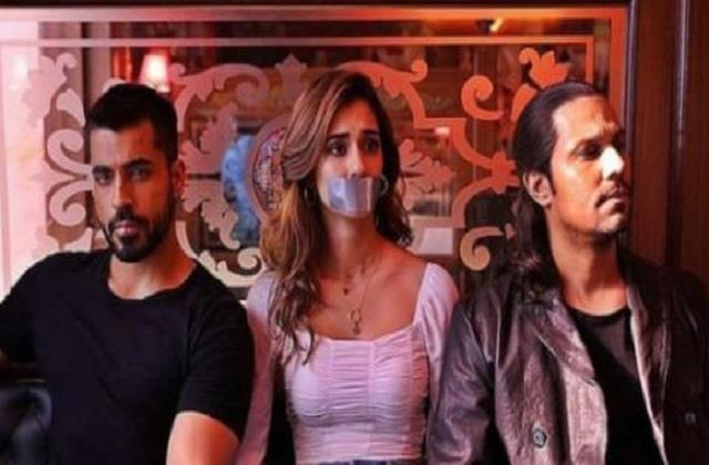 gautam gulati shares photos with disha patani and randeep hooda