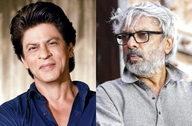 sanjay leela bhansali will make a film with shahrukh khan