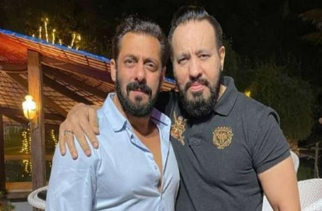 salman khan bodyguard shera recalls of their first meeting