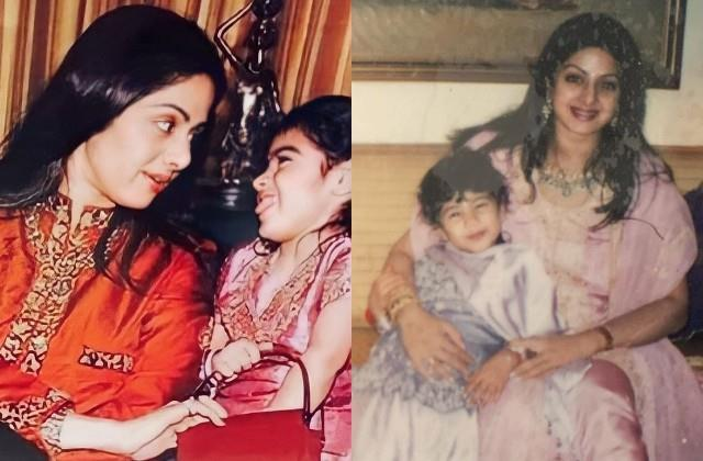 janhvi and khushi kapoor remember mother sridevi on mother s day