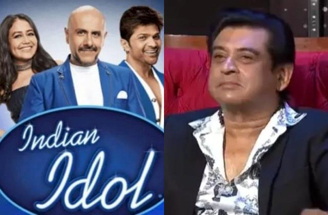 amit kumar made shocking revelations about indian idol 12