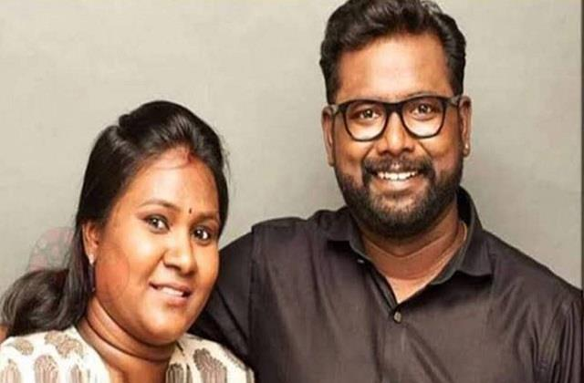 director arunraja kamaraj wife sindhuja dies due to coronavirus