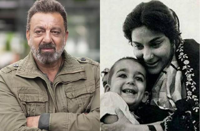 sanjay dutt gets emotional on the death anniversary of mother nargis dutt