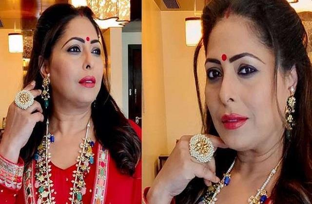 choreographer geeta kapur reacts on her viral sindoor photos
