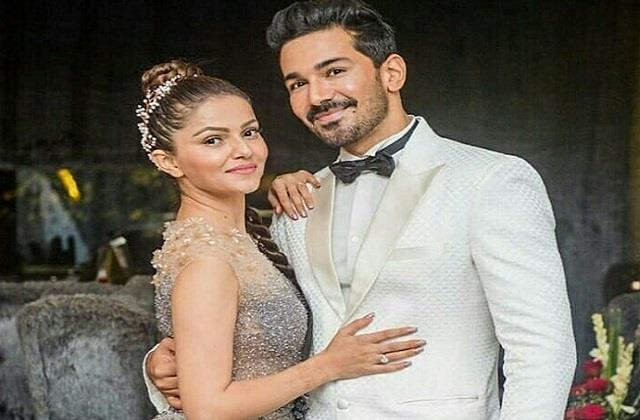 abhinav shukla missing his corona postive wife rubina dilaik