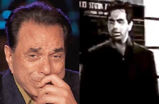 dharmendra shares video of dilip kumar film footpath about black marketing