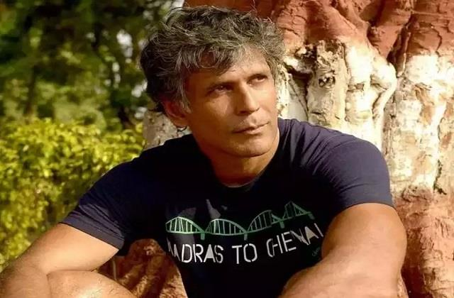 milind soman reveals doctors refused to take his plasma