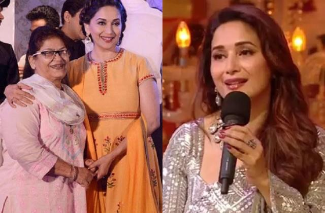 madhuri dixit got emotional remembering saroj khan in dance deewane 3