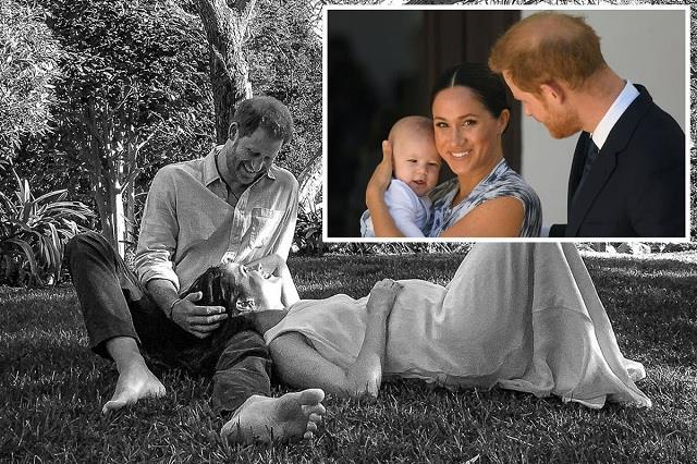 prince harry meghan markle blessed with baby girl name lilibet diana
