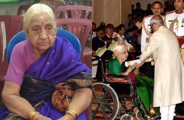 parssala b ponnammal passes away at age of 96