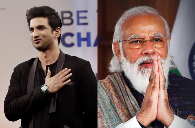 sushant singh rajput cousin brother urges pm narendra modi for justice