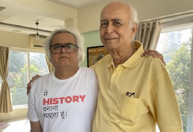 hansal mehta father passed away