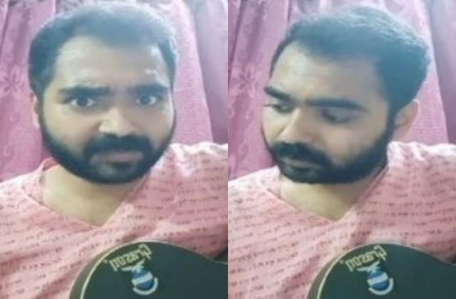 suvo chakraborty attempts suicide during facebook live session