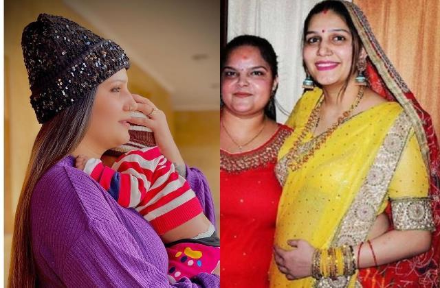 sapna choudhary react news of her pregnancy