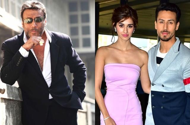 jackie shroff opens up about tiger shroff and disha patani relationship