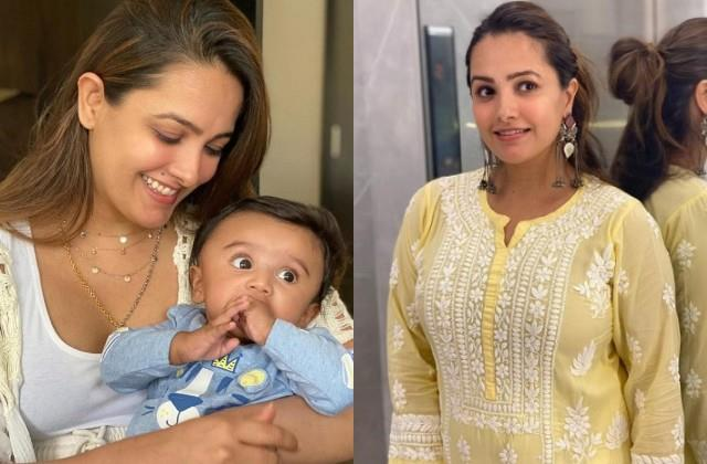 anita hassanandani post pregnancy lost weight slowly actress share happiness