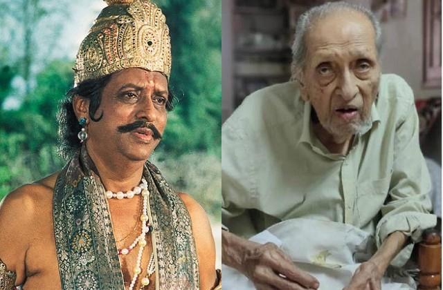 chandrashekhar vaidya died at 98