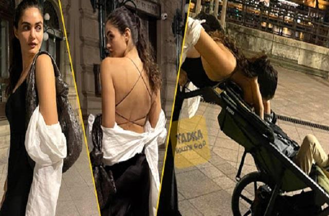 arjun rampal girlfriend gabriella shares her stunning photos from budapest