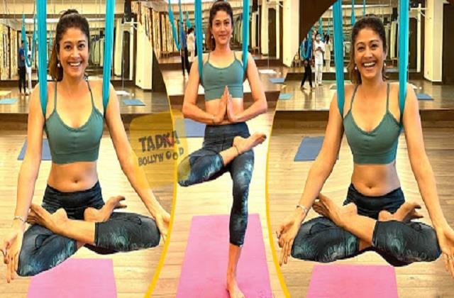pooja batra shares her yoga photos