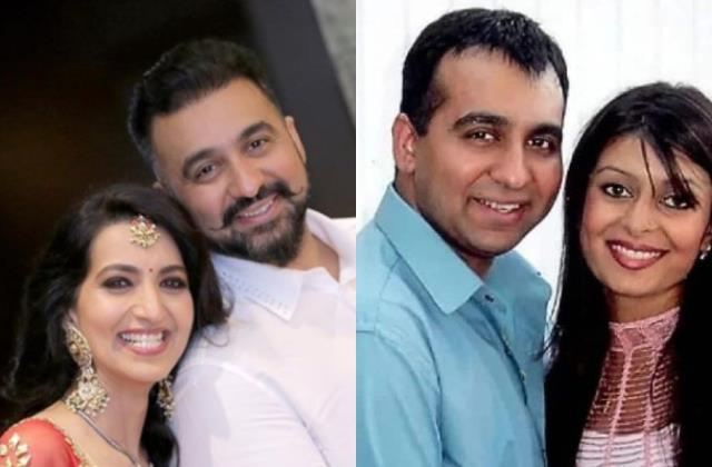 raj kundra sister reaction on husband and ex sister in law extra marital affair