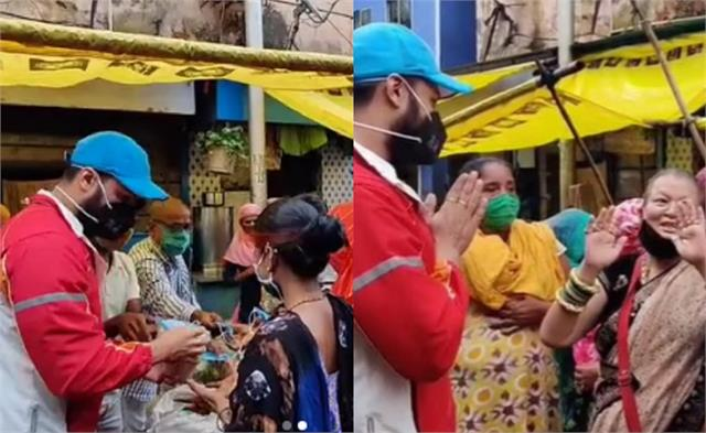 shalin bhanot offers help to kamathipura red light area workers