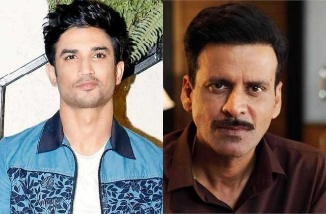 manoj said to remember sushant singh cannot believe that he is not with us