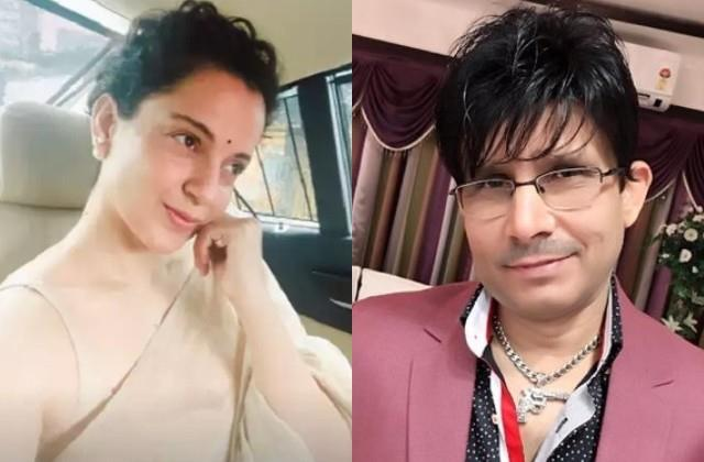 kangana ranaut shares post on rain and missing someone users trolled