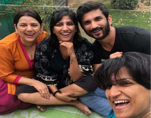 sister mitu singh furious at those who business in the name of sushant singh