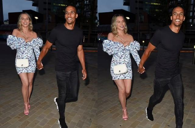 helen flanagan spotted with fiance scott sinclair in manchester