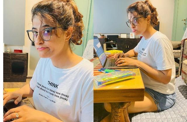 tahira kashyap khurrana expresses her fomo on yoga day