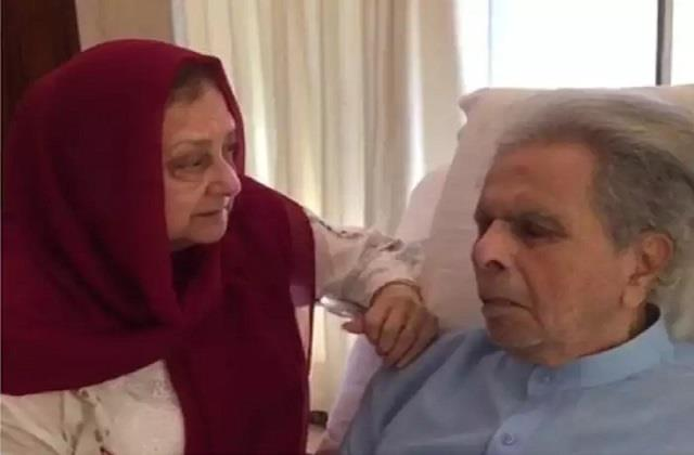 dilip kumar discharged from hinduja hospital today