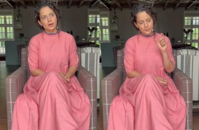 kangana ranaut shared her experience of corona recovery