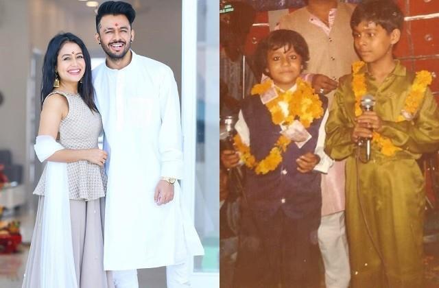 tony kakkar shares photo with sister neha kakkar
