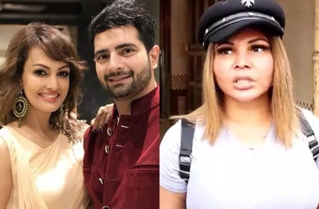 rakhi sawant reacts on karan mehra and nisha rawal domestic violence case