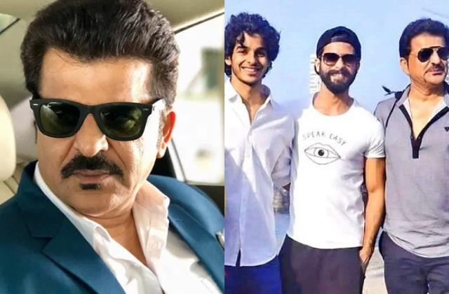 shahid kapoor ex father rajesh khattar gets upset on rumours of his bankruptcy