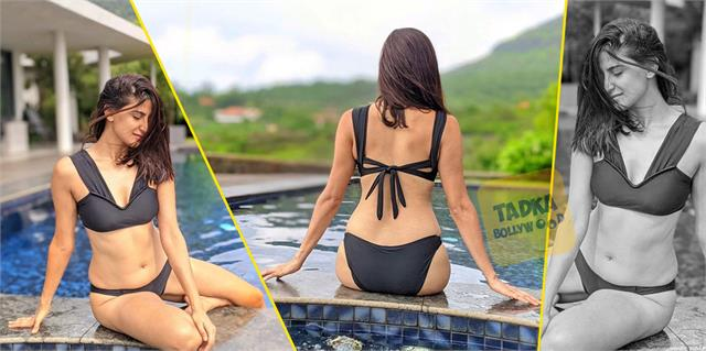 aahana kumra flaunts her toned body in latest pictures