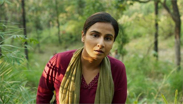 vidya balan is perfect choice for film sherni makers reveal