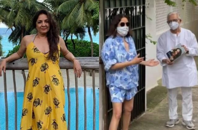 neena gupta hit back to trollers who criticised her for outfit