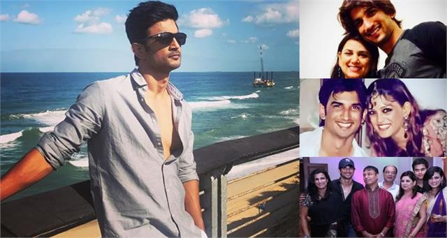 sushant singh rajput share special bond with sisters and family