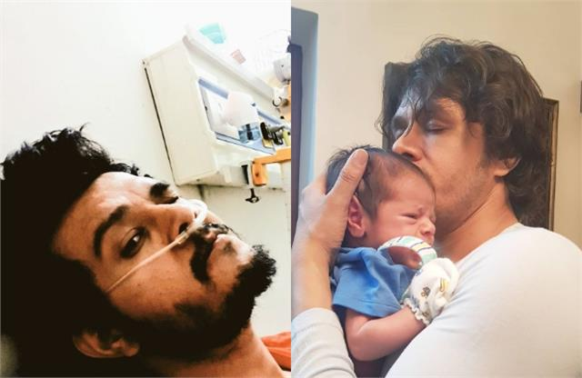 anirudh dave share special post for son anishq on fathers day