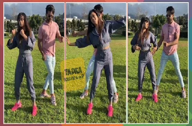 kkk 11 shweta tiwari shares dance video with vishal aditya singh users troll