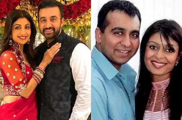 shilpa shetty husband raj kundra reveals about ex wife kavita