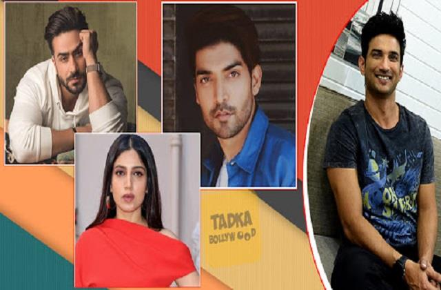 bhumi pednekar to aly goni remembering sushant on his first death anniversary
