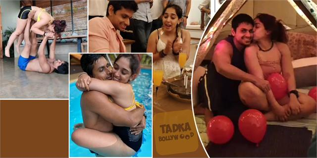 ira khan shared special moments spending with boyfriend nupur shikhare