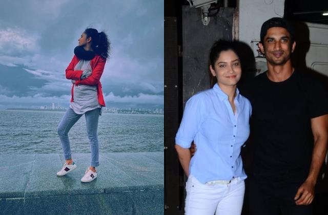 ankita lokhande special post before ssr first death anniversary